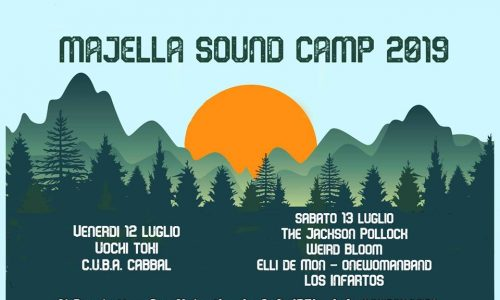 Majella Sound Camp 2019. Festival of Art, Music & Nature.